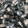 Hose Clamps Hi-Torque Zinc-plated Carbon Steel