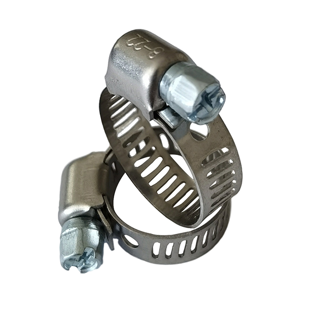 Mini series hose clamps